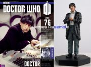 Doctor Who Figurine Collection #076 Second Doctor Patrick Troughton Eaglemoss